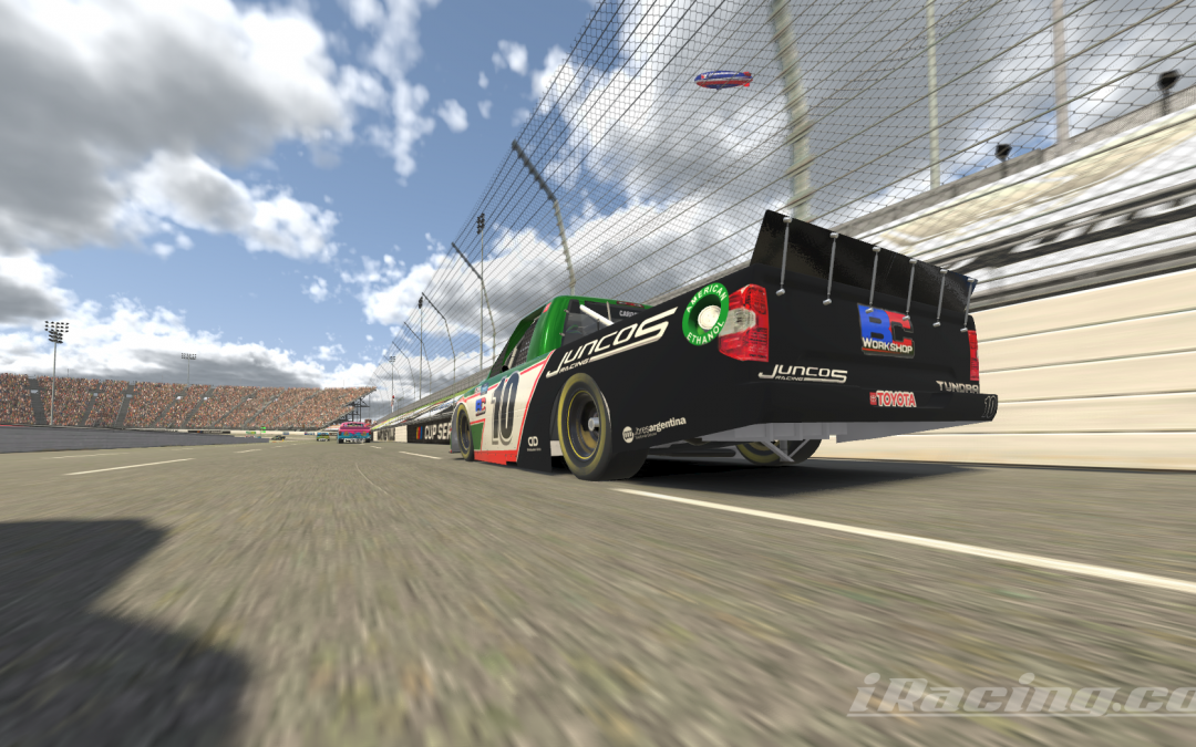 eNASCAR iRacing Road to Pro Series – OVAL